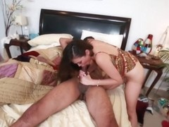 Dicked down by some big cock