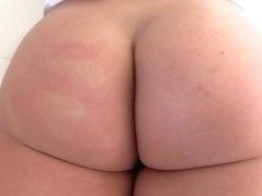 Sweet Ass On This White Girl