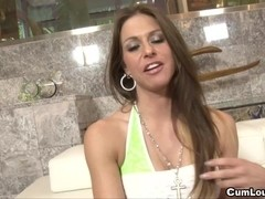 Breasty Rachel Roxxx nailed by a large dick