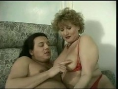 German porn video showing mature bitches fucking