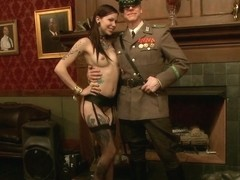 Dylan Ryan & Derrick Pierce & Lyla Storm & Krysta Kaos & The Pope & Maestro Stefanos in Uniform Pa.