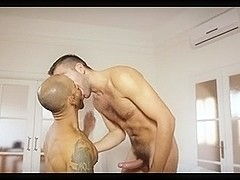 Big Mighty Cock All The Way Deep Into His Tight Asshole