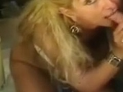 Blond Mother I'd Like To Fuck has anal sex in dressing room