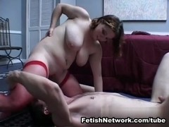 AmateurSmothering Video: Delicious Titty Smothering