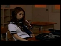 hina otsuka have enjoyment with classmate and her teacher