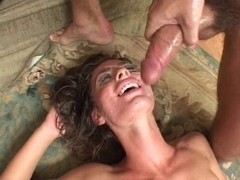 Naomi getting group-fucked