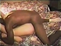 Dilettante Wife in Her 1St Interracial Porn Movie with BBC