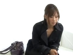 Horny asian cunt is drilled rough by peter in spy cam video