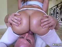 Julianna Vega in Julianna Vega Fucked Around The House Video