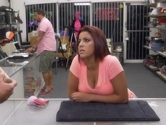 Mia Martinez in Home run audition in the XXX Pawn Shop - BangBros