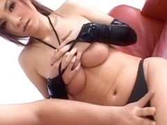 Crazy Japanese model Reia Miyasaki in Hottest Big Tits JAV movie