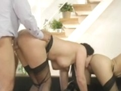 Sex in Nylons One