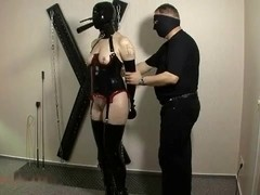 S&M Latex - On The Cross
