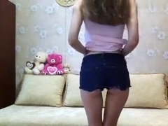 ambersexy18 secret video 07/05/15 on 15:42 from MyFreecams