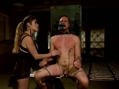 4 Rules Of A Dominatrix Dungeon With The Fleshlight Pussy Machine