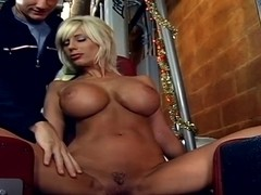 Puma Swede and her sexy coach work together