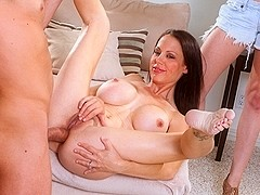 Mckenzie Lee & Will Powers in My Wife Caught Me Assfucking Her Mother #05, Scene #02