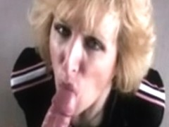 mother I'd like to fuck Sucks and Swallows Giant Ejaculation