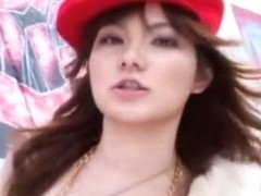 Horny Japanese whore Rei Ganaha in Crazy Compilation JAV video