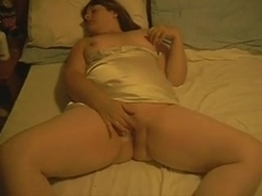 My missis fingering herself
