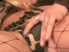 Nicki Hunter in Pussyman kinky milf club scene 3