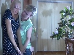 StraponScreen Video: Christiana and Silvester