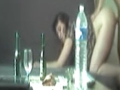 Hidden camera clip where I screw with my friend's wife