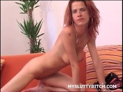 MySluttyBitch Video: Sexy Amateur At Home