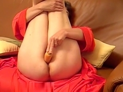 Magic stick up her tight holes