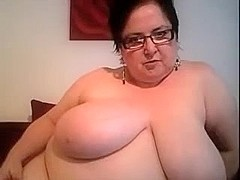 Mature Bbw Fucks Self Cunt And Cums Two Times