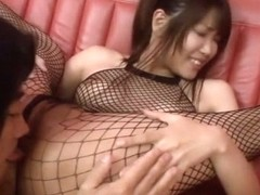 Horny Japanese chick Yuuno Hoshi in Best JAV uncensored Dildos/Toys scene