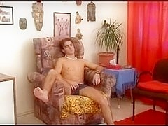 Anal shagging adventure of two gay twinks