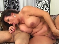 Crazy pornstar Payton Leigh in incredible cumshots, brunette xxx movie