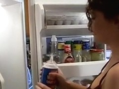 Lesbian Sluts Fuck Each Other In The Kitchen