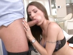 Natasha Starr in Intensive Interview - 21Sextury