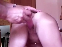 hot anal and dp with toy s