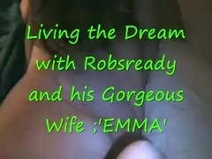 Having the time of my life with robsready and his amazing wife 'emma'