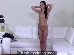 Amazing pornstar in Fabulous Casting, Small Tits porn video