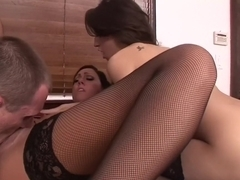 April O Neil and Tiffany Brookes - Copy That