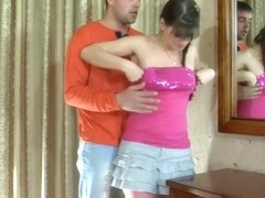 PantyhoseLine Clip: Gertie and Lucas