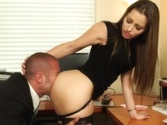 Dani Daniels & Danny Mountain in Naughty Office