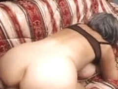 Granny Acquires Drilled In Nursing Home