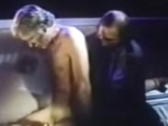Vintage porn movie with hairy pussies and big cocks