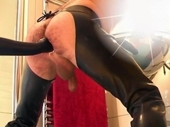 incredible long cumming while camille is fisting me