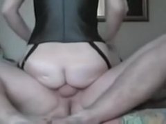 Cock in the wife ass