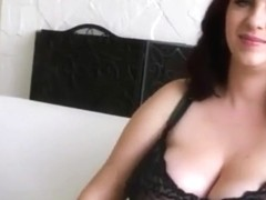 Milly marks tits bouncing up and down compilation