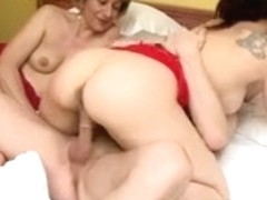 Best Shaved video with Anal,Threesomes scenes