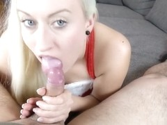 Big black cock stretching brunettes ass