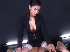 Ozawa Maria in Maria Was Filthy Nasty Secretary Longing For That Wet De Oma Always Co 0 To Duct Juice. Maria Ozawa