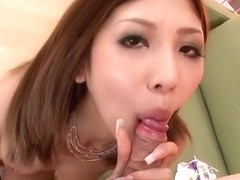 Incredible Japanese whore Miku Kohinata in Exotic JAV uncensored Blowjob movie